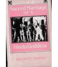The sacred Marriage of a Hindu Goddes