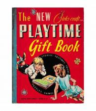 The new Birks-craft. Playtime Gift Book